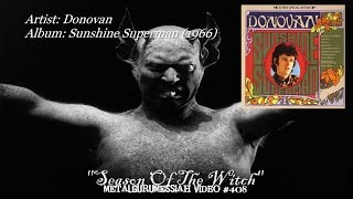 Season Of The Witch - Donovan (1966) HD FLAC