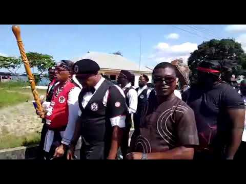 Download Egede Black Axe Confratanity OWERI Zonal Jolly