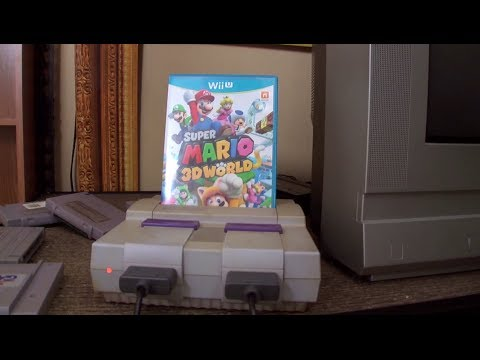 , title : 'Dr Mario's Excellent Adventure (Super Mario 3D World)'
