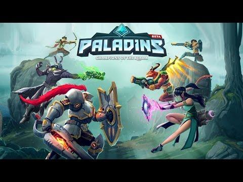 Paladins - Champions Pack Key GLOBAL