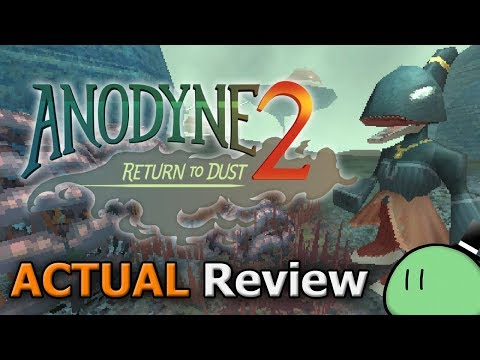 Anodyne 2: Return to Dust (ACTUAL Game Review) video thumbnail