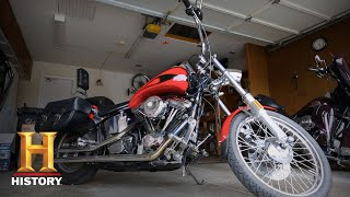 Counting Cars: A Soft Spot for a Softail (Season 8, Episode 15) | History
