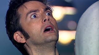 Donna Noble Has Left The Library | Silence In The Library | Doctor Who