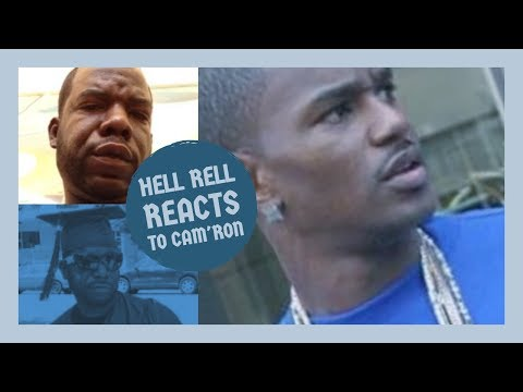 Hell Rell REACTS to Cam'ron Advice and Changes His Name after Dipset Tour Announcement