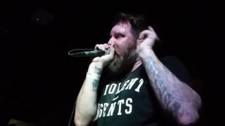 36 Crazyfists - Skin And Atmosphere LIVE [HD] 4/14/15