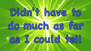 Matilda The Musical - Naughty - Lyrics!! (HD)