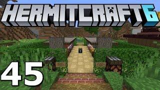 Minecraft Hermitcraft Season 6 Ep.45- Whole Lotta Terracotta
