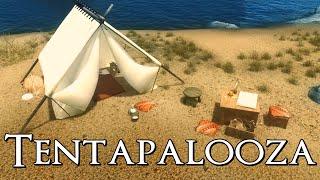 Tentapalooza - Skyrim Camping Mod Spotlight