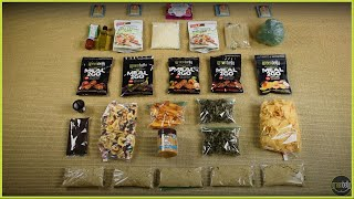 Backpacking Food From The Appalachian Trail (5 Day Ultralight Meal Plan)