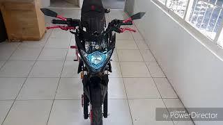 raider 150 modified red black - मुफ्त ऑनलाइन वीडियो
