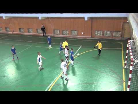 Матч №3 ДЮСШ НН 2 (5:0) Волга-СДЮСШОР №8 (2 тайм)
