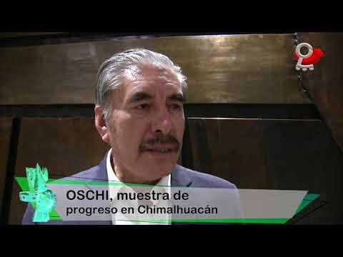 OSCHI, muestra de progreso en Chimalhuacán