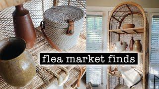 FLEA MARKET FINDS // Entryway Makeover PART 2  | XO, MaCenna