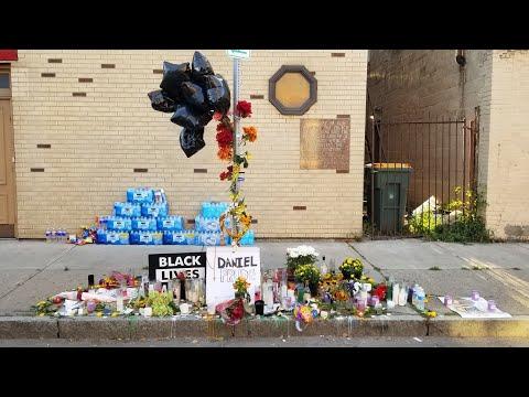 Rochester NY Daniel Prude Protest Live