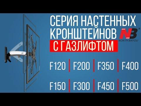 Кронштейны-газлифт NB F120, F150, F200,F300, F350, F400, F450, F500 (North Bayou)