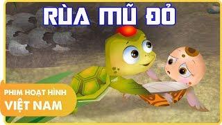 Rùa Mũ Đỏ   Phim Hoạt Hình Việt Nam   Hoạt Hình Cắt Giấy