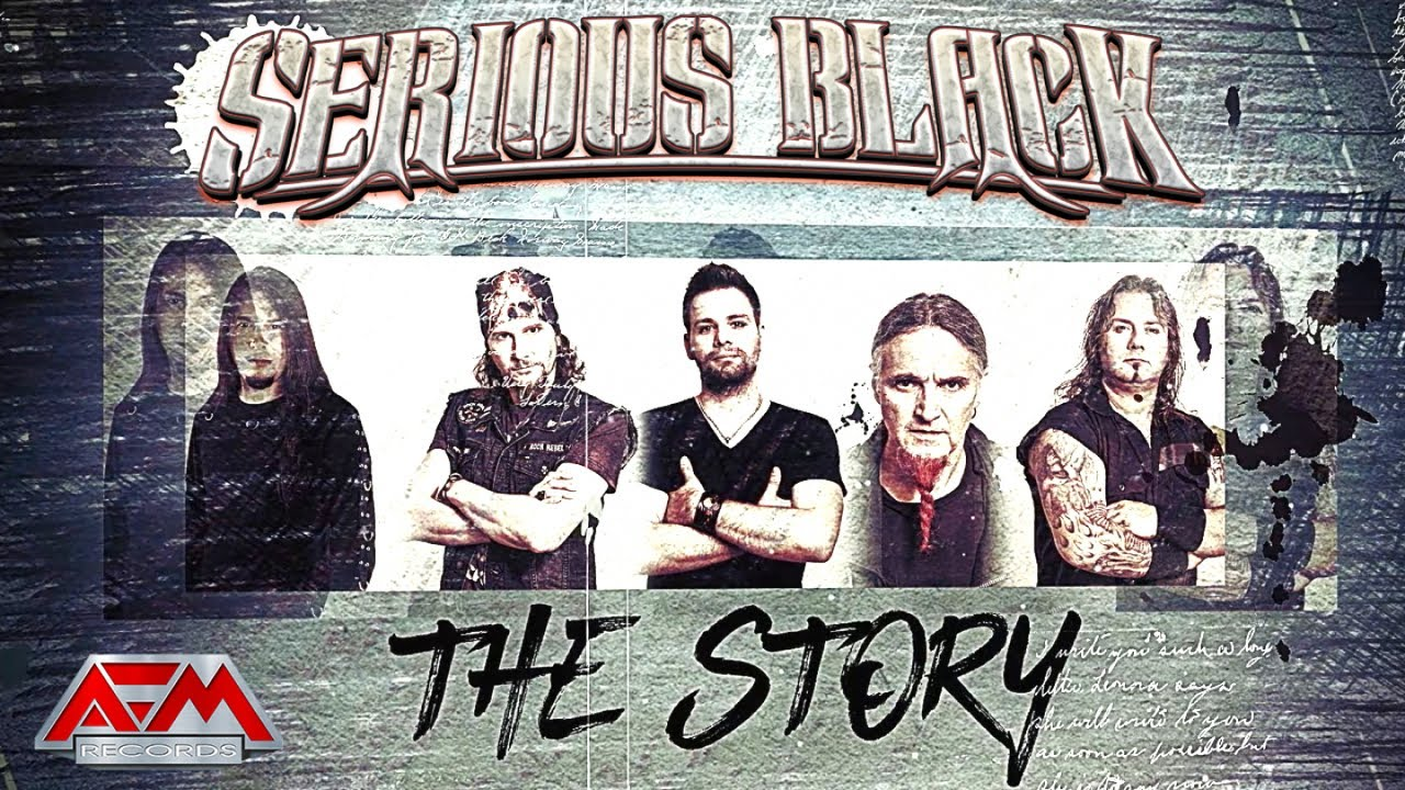 SERIOUS BLACK - The Story