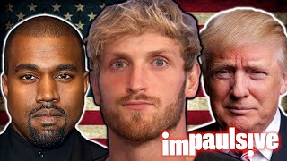 The Next President: Yeezy VS. Trump - IMPAULSIVE EP. 199