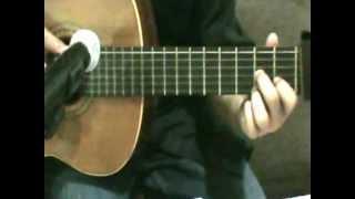 Gitar DIA LELAKI ILHAM DARI SORGA (Ebiet G.Ade) belajar chord kord
