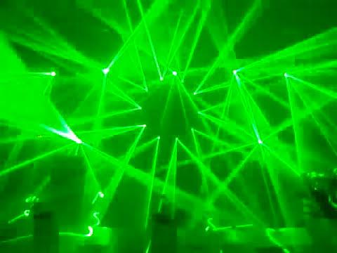 Best Lasershow 23 lasers