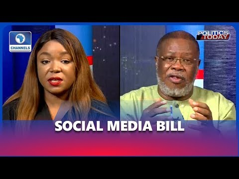 Ex-Lawmaker, Analyst Question Introduction Of Social Media Bill