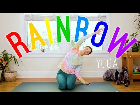 17-Minute Yoga Practice Suitable for All Ages