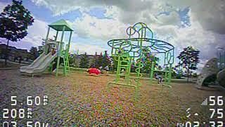 FPV Playground Freestyle Pt.3 - King Lum