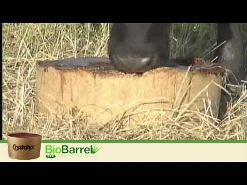 BioBarrel® now with WeatherAll® Protection