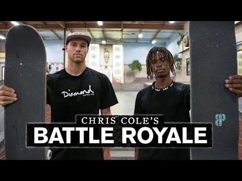 Chris Cole Challenges Sewa Kroetkov And Chris Pierre | Battle Royale