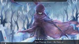 Nightcore - My Funeral