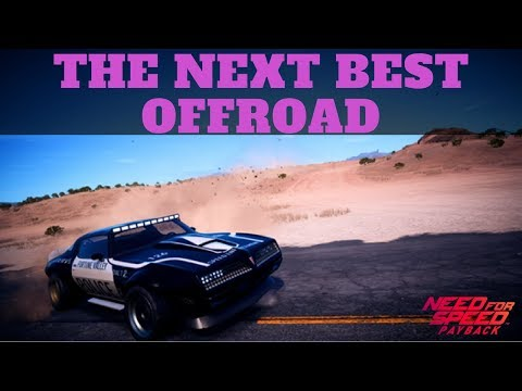 Need For Speed Payback | Pontiac Firebird Possibly The Best Off-road Car?