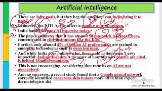 Artificial Intelligence _ Science & Technology