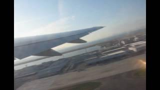 United Airlines Boeing 777-222ER Flight 886 - Kansai to San Francisco
