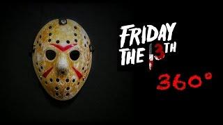 Friday The 13th 360° VR Jason Voorhees