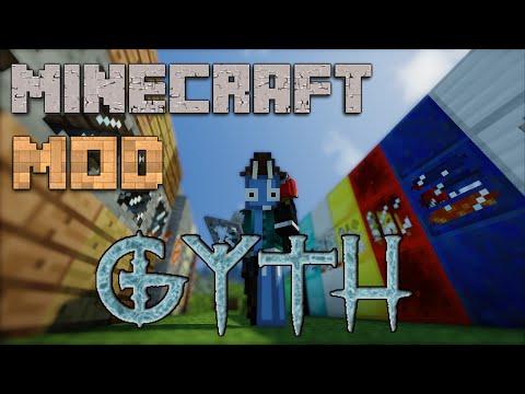 Minecraft Mods ITA : GYTH - Get Ya' Tanks Here - 1.7.10