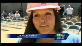 KCRA features CALPIA's Folsom Women's Facility