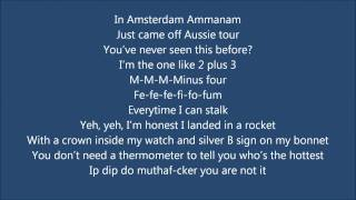 Tinie Tempah ft. Wiz Khalifa - Till I'm Gone: Lyrics