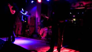 10 Years - The Recipe - Ghost Show - Knoxville, TN - Preservation Pub - 02/09/2014