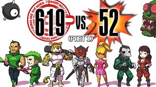 619 Vs. 52 ; Part 1 (Summer Of 619 2014 ; Day 16)