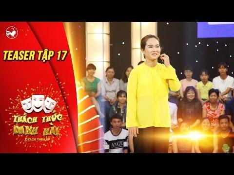 Thách thức danh hài 3   teaser tập 17 (gala 3): Trấn Thành bật cười khi Cẩm Hà nhắc đến bà xã