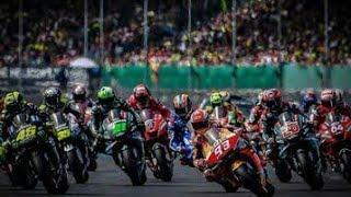 START RACE MOTOGP CATALUNYA LIVE TRANS7 || 16 JUNI 2019