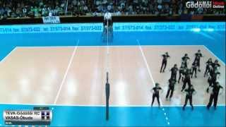 preview picture of video 'Röplabda női Magyar kupa döntő TEVA Gödöllő-VASAS'