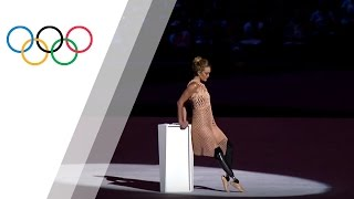 My Opening Ceremony with Amy Purdy | Rio 2016 Paralympic Games