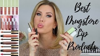FAVORITE DRUGSTORE LIP PRODUCTS + BEST COMBOS   Risa Does Makeup
