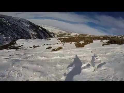 Видео: Видео горнолыжного курорта Эдельвейс в Камчатский край