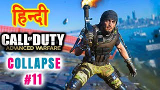 Call of Duty Advanced Warfare | MISSION: COLLAPSE #11