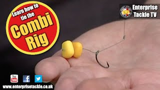 Tie The Perfect Combi Rig   Ideal For Big Carp