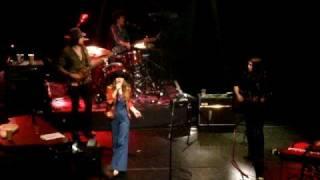Jenny Lewis   Carpetbaggers   Live Koko London 2008