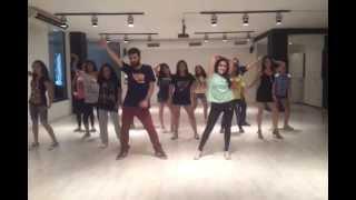 Dance Choreography by Bahadır Efe to Gusttavo Lima-Balada