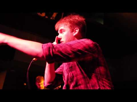 Opening for Trapt @ The Fat Cat 11-28-12